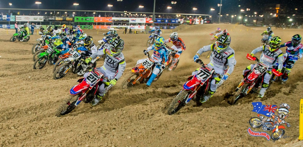 World MX 2016 - Round One - Qatar