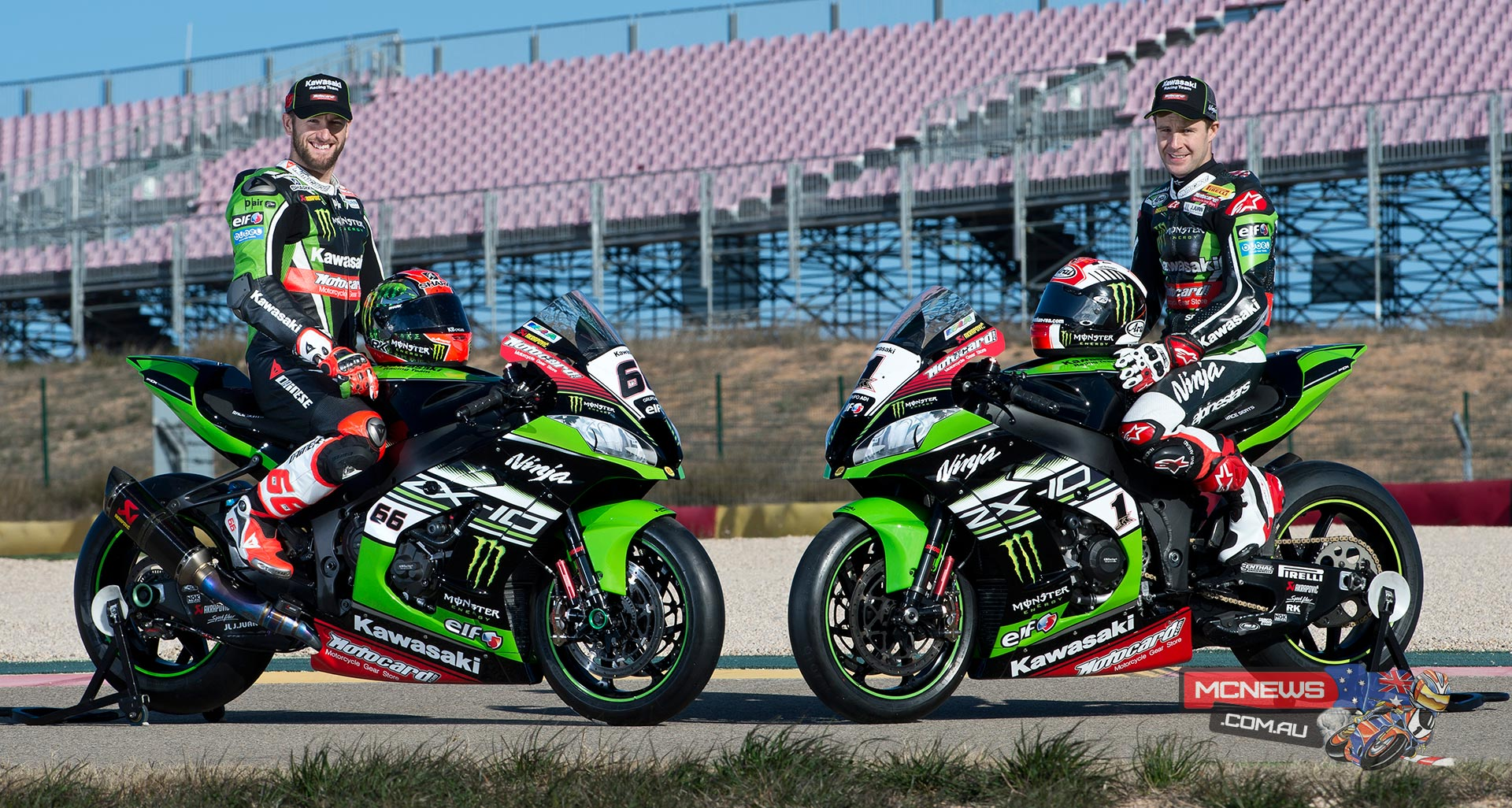 WorldSBK 2016 - KRT Launch