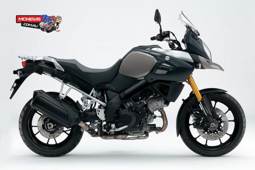 2016 Suzuki V-Strom 1000