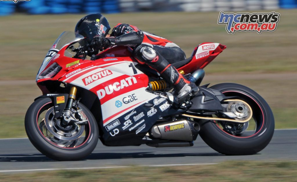 Mike Jones - ASBK 2016 - Round Two - Wakefield Park - Image by Keith Muir