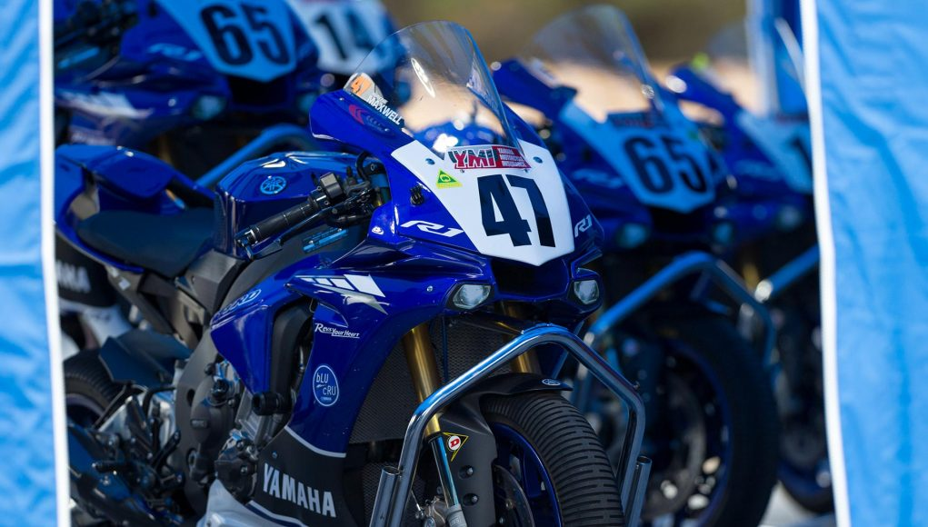 Wayne Maxwell's familiar #47 YZF-R1M will be joined by a #25 machine for Daniel Falzon for ASBK 2018