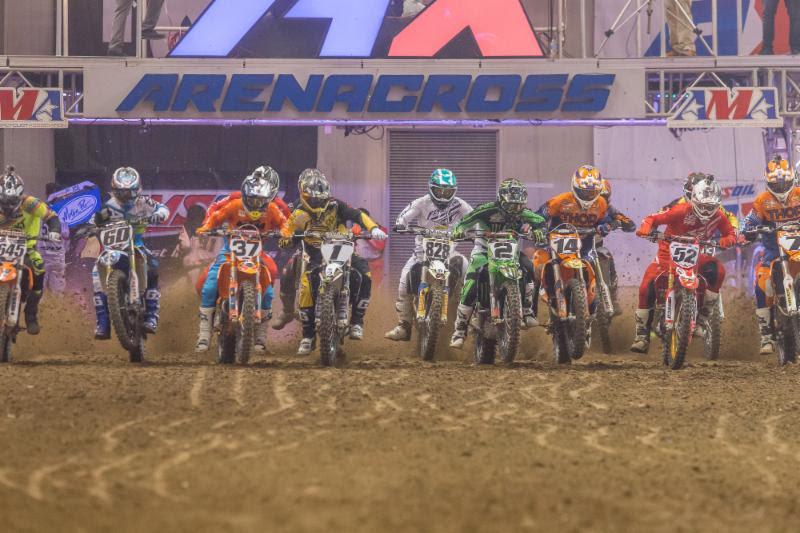 Amsoil Arenacross 2016