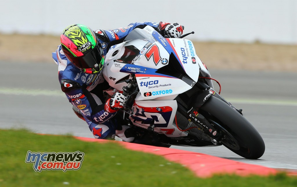 Michael Laverty - BSB 2016