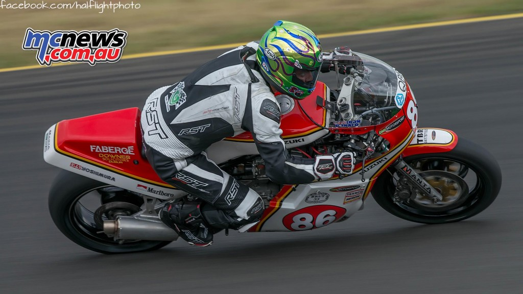 Cam Donald - 2016 Barry Sheene Festival of Speed - Image by Nick Edards