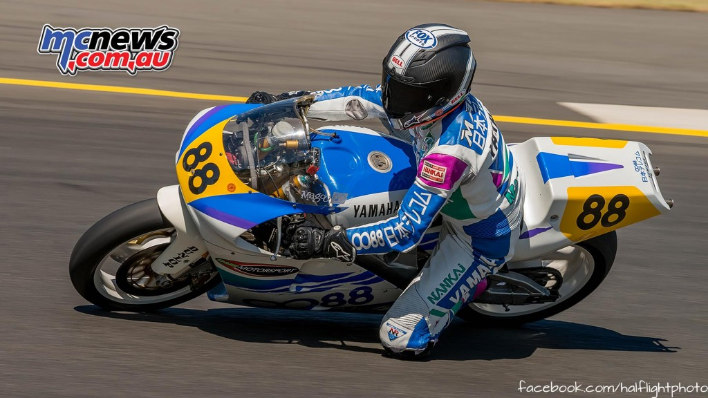 Kevin Magee - 2016 Barry Sheene Festival of Speed - Image by Nick Edards