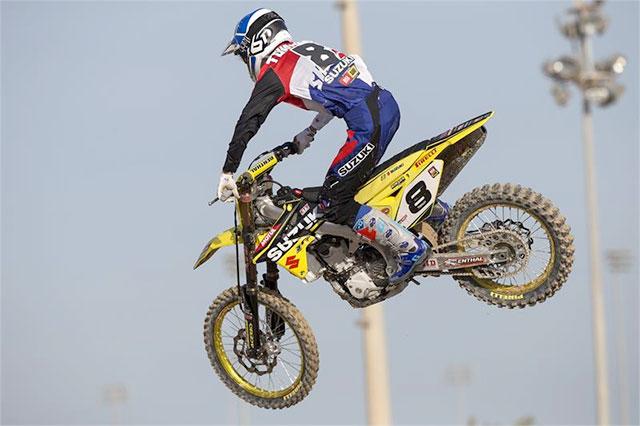Ben Townley went 11-11 at Qatar