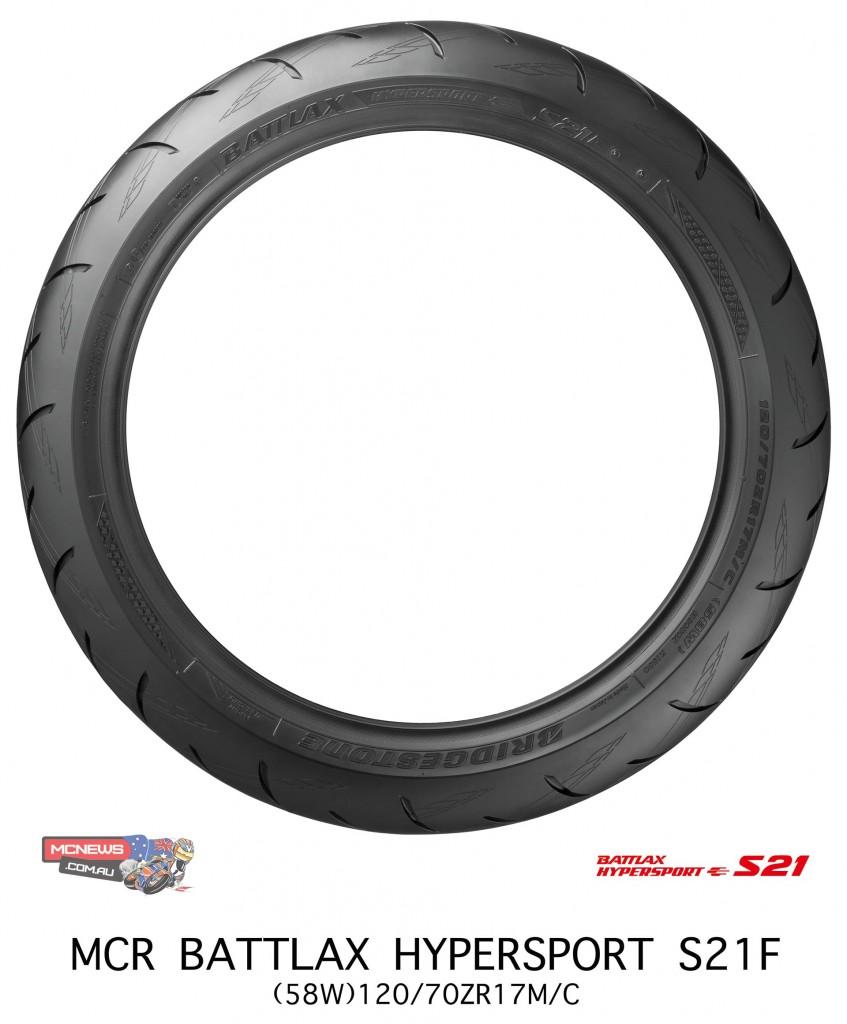 Bridgestone S21