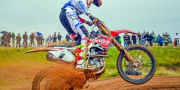 Cody Cooper wrapped up another NZ Title