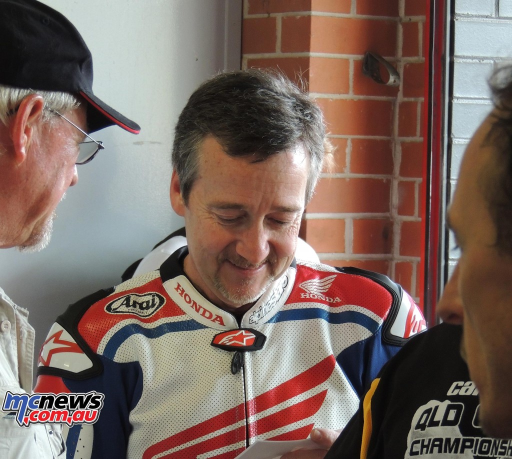 Freddie Spencer - 2016 Barry Sheene Festival of Speed - Image by Phil Hall