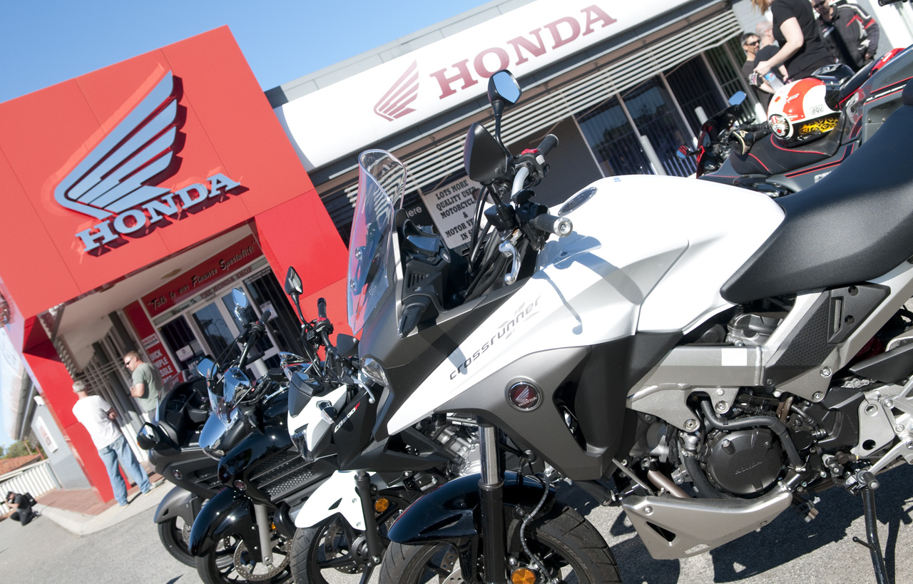 Honda Shop Midland Demo Day this Saturday, March 5th