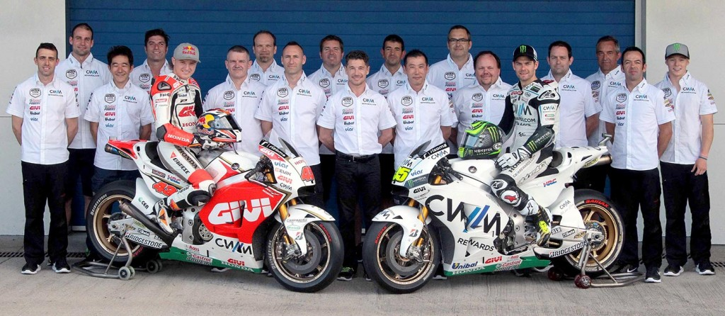 LCR 2015 Cal Crutchlow and Jack Miller