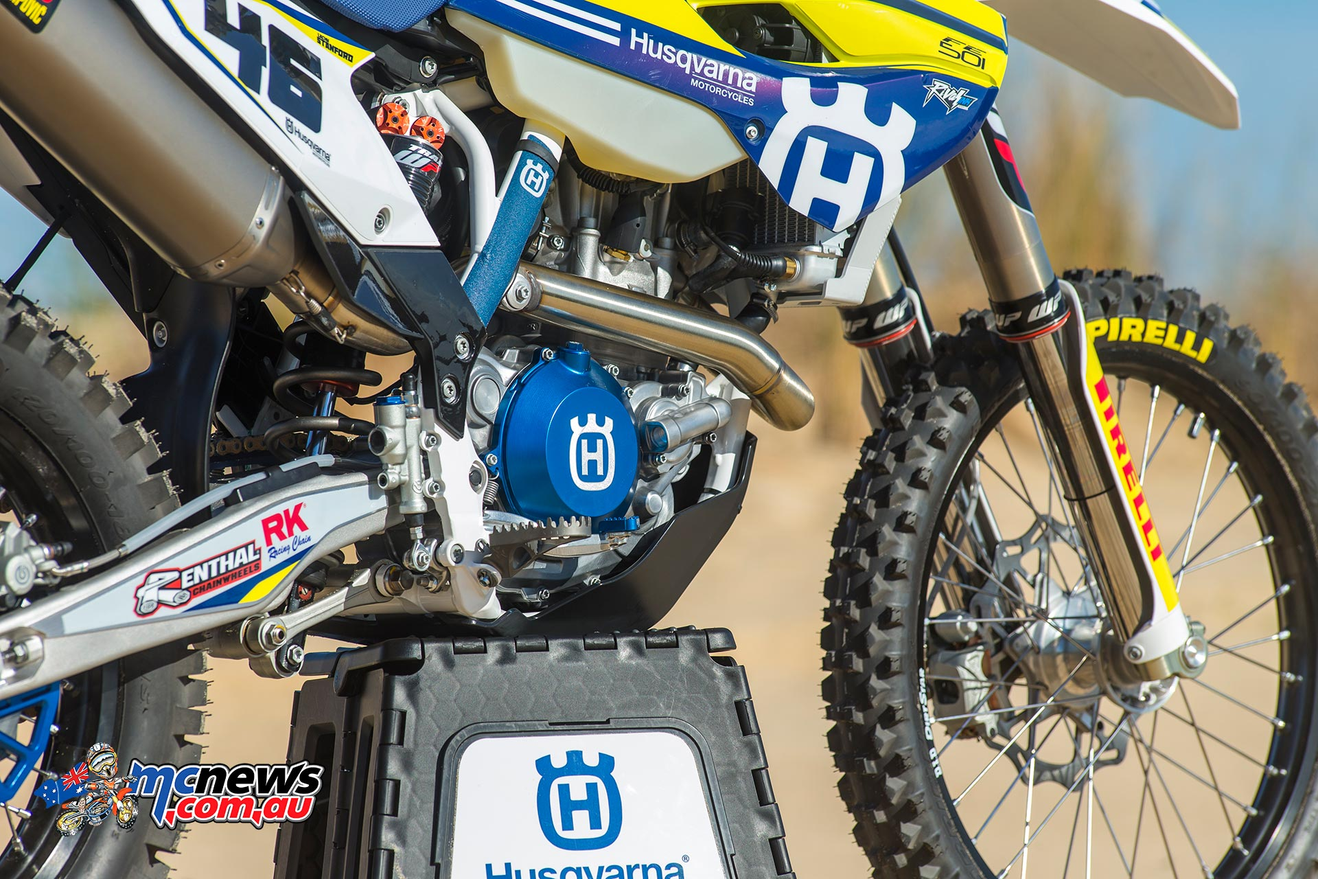 Husqvarna Enduro 2016 - Image by Greg Smith