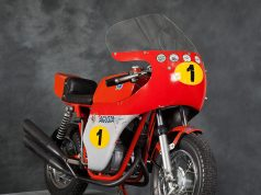 MV Agusta mini bike. Image by Phil Aynsley