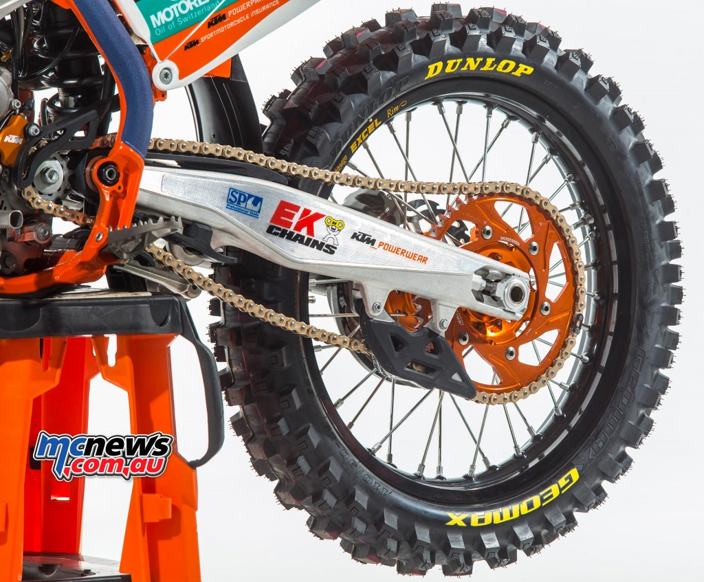 KTM Motocross Racing Team - 2016 MX Nationals