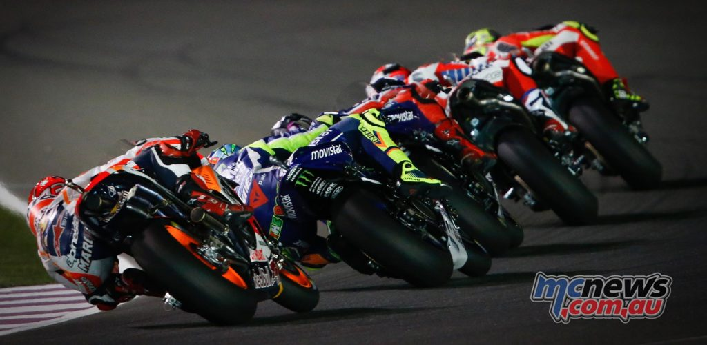 MotoGP 2016 - Round One