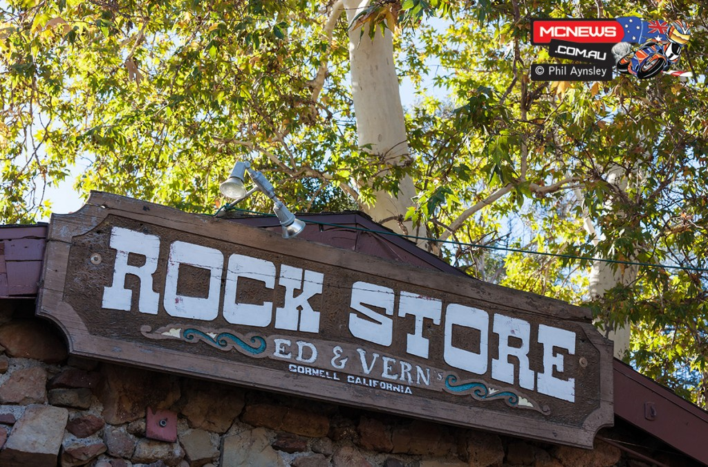 The Rock Store - Image by Phil Aysnley