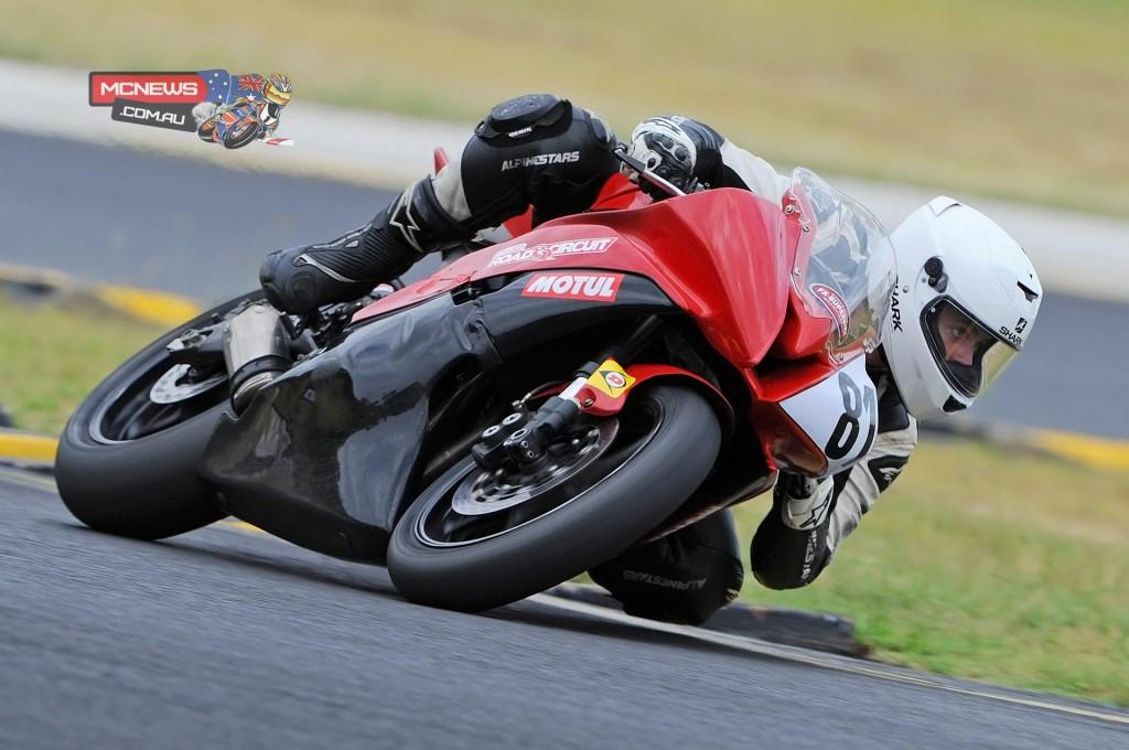 Swann Superbikes 2016 - Cambridge Olivier
