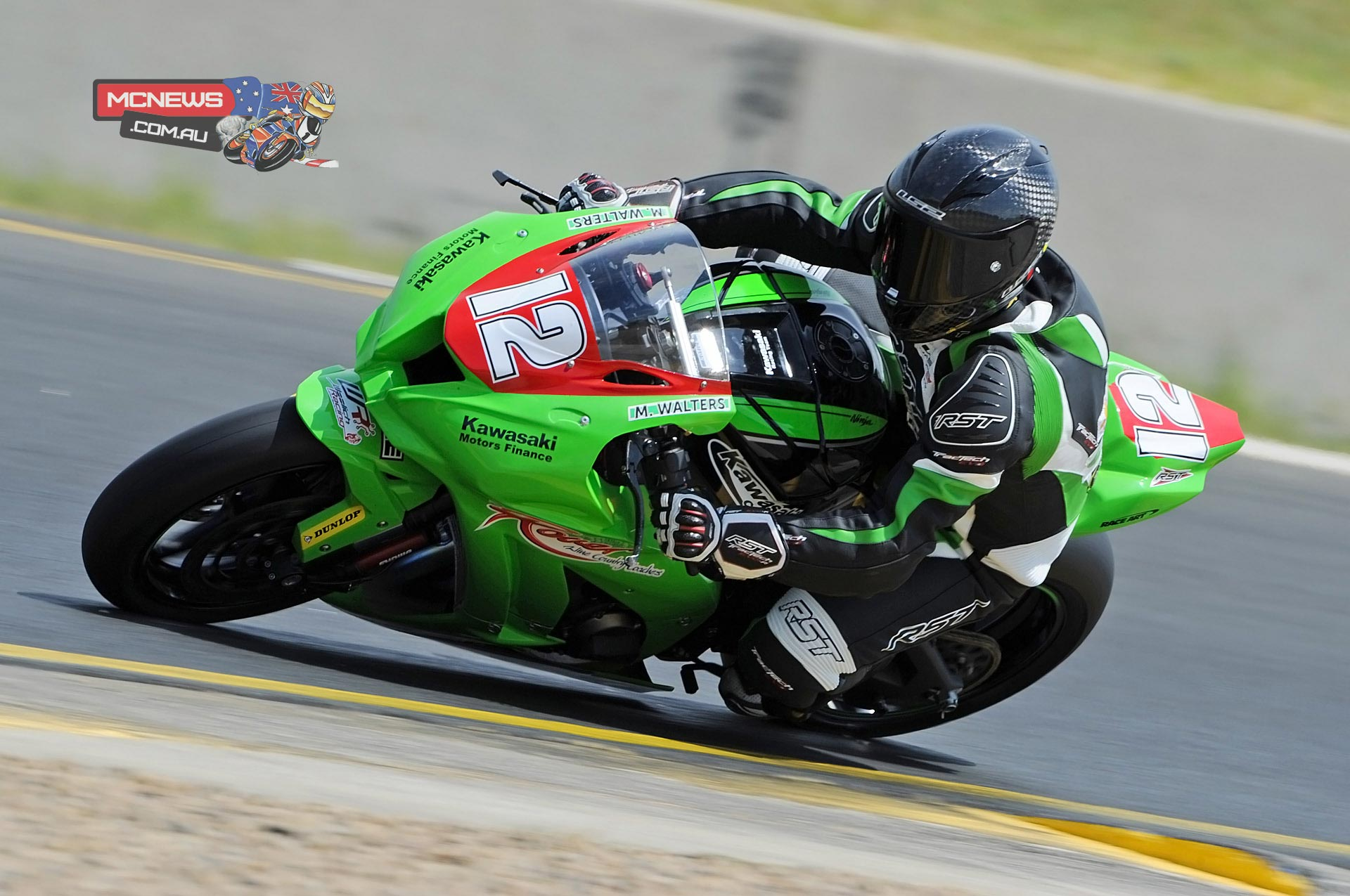 Swann Superbikes 2016 - Matt Walters