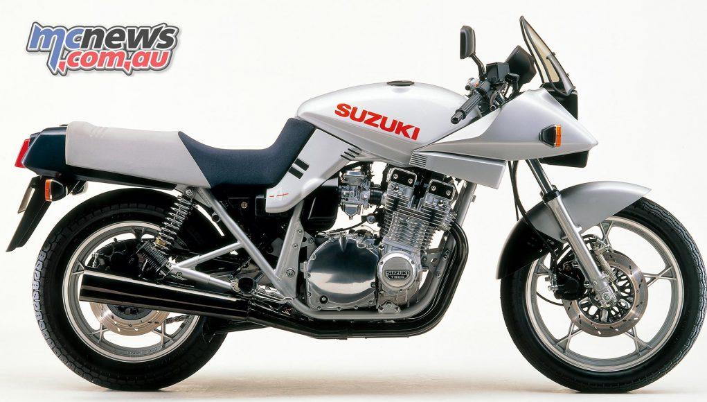 1981 Suzuki GSX1100S Katana