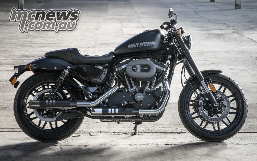 2016 Harley-Davidson XL 1200CX Roadster