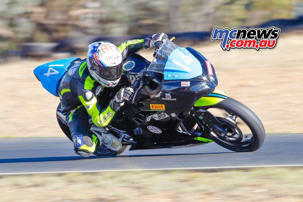 2016 Victorian Road Racing Championships - Round One - Broadford - Image by Cameron White - Ben Bramich