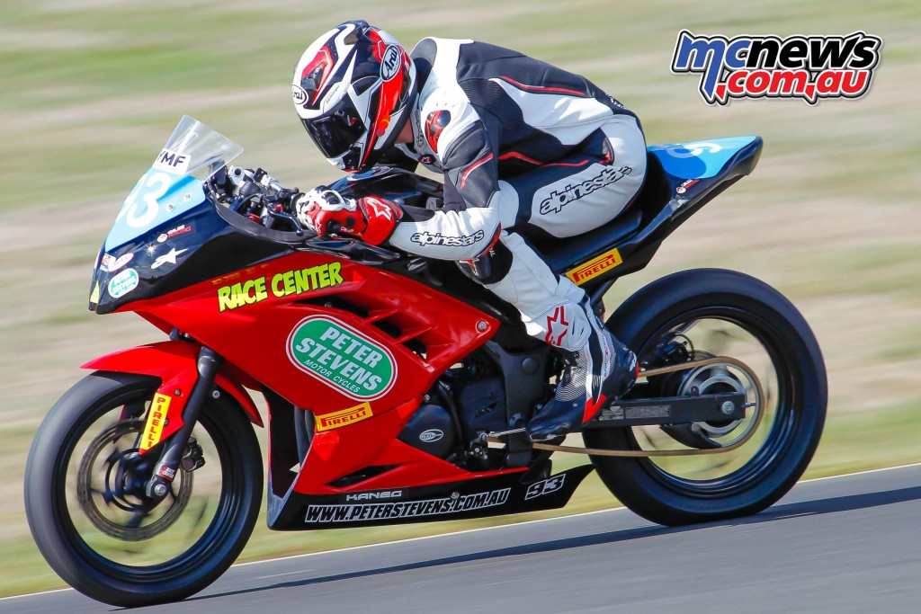 2016 Victorian Road Racing Championships - Round One - Broadford - Image by Cameron White - Drew Sells