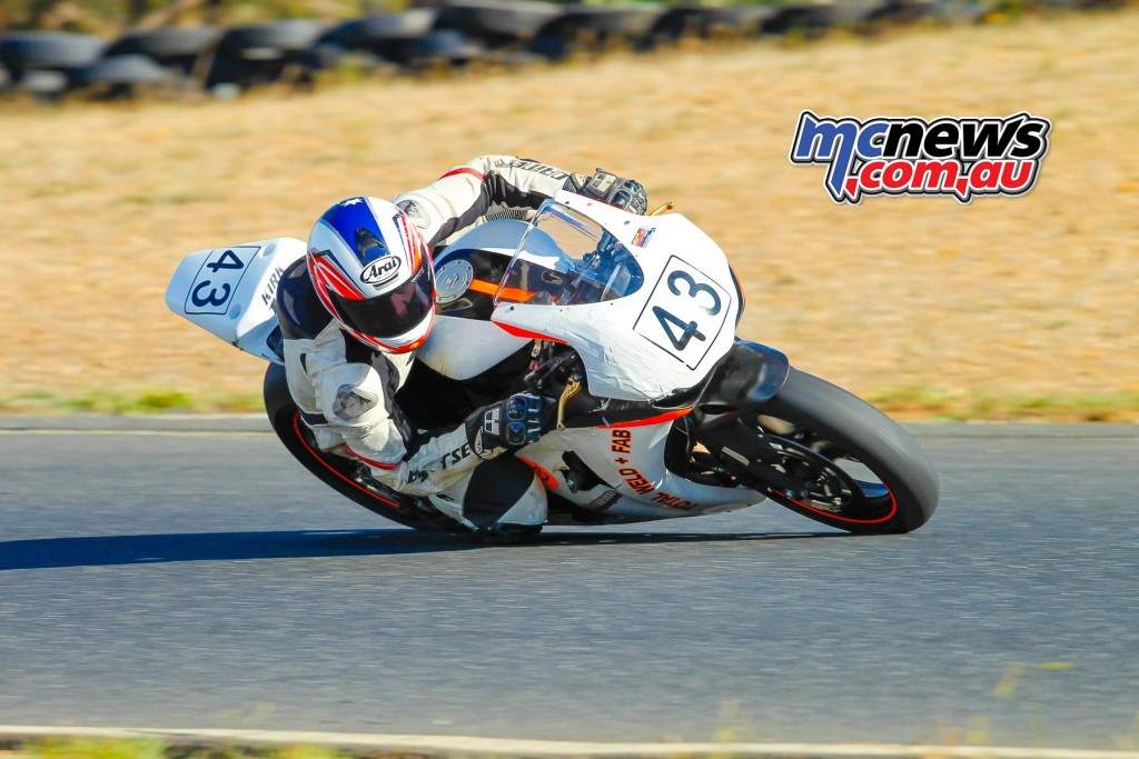 2016 Victorian Road Racing Championships - Round One - Broadford - Image by Cameron White - Ben Gotch
