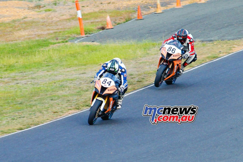 2016 Victorian Road Racing Championships - Round One - Broadford - Image by Cameron White - Nathan and Tyson Jones