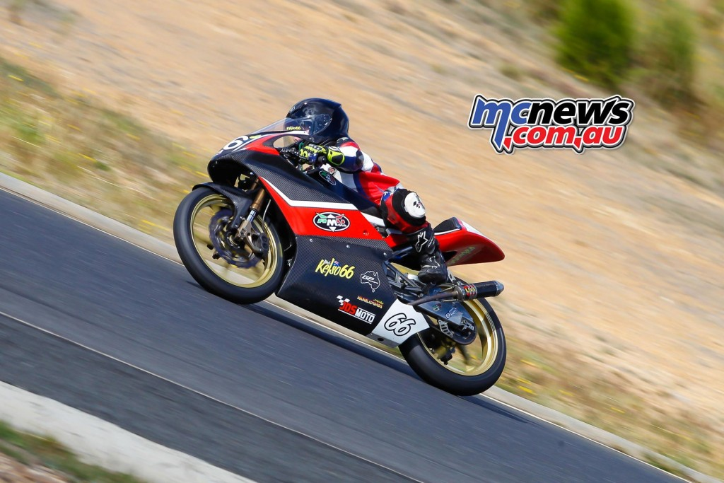 2016 Victorian Road Racing Championships - Round One - Broadford - Image by Cameron White - Joel Kelso
