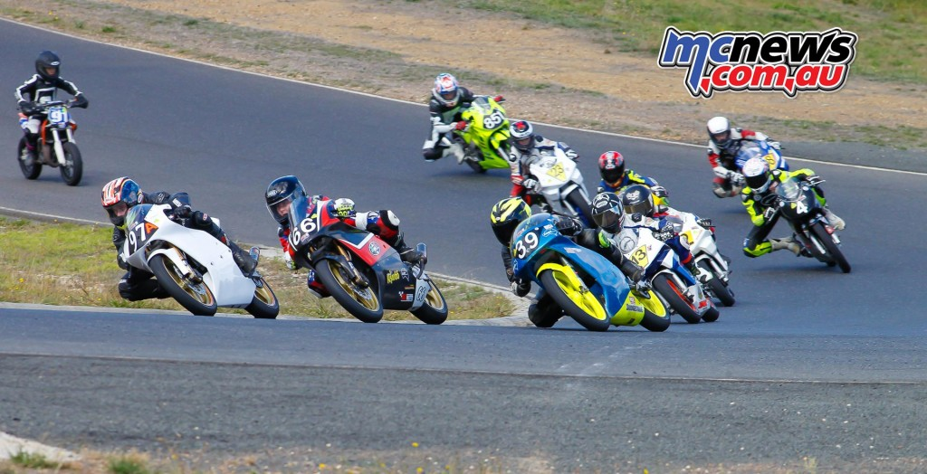 2016 Victorian Road Racing Championships - Round One - Broadford - Image by Cameron White - Juniors