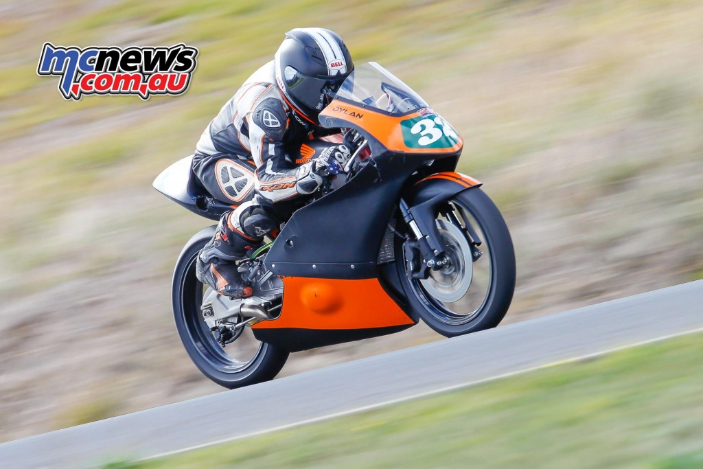 2016 Victorian Road Racing Championships - Round One - Broadford - Image by Cameron White - Dylan Whiteside