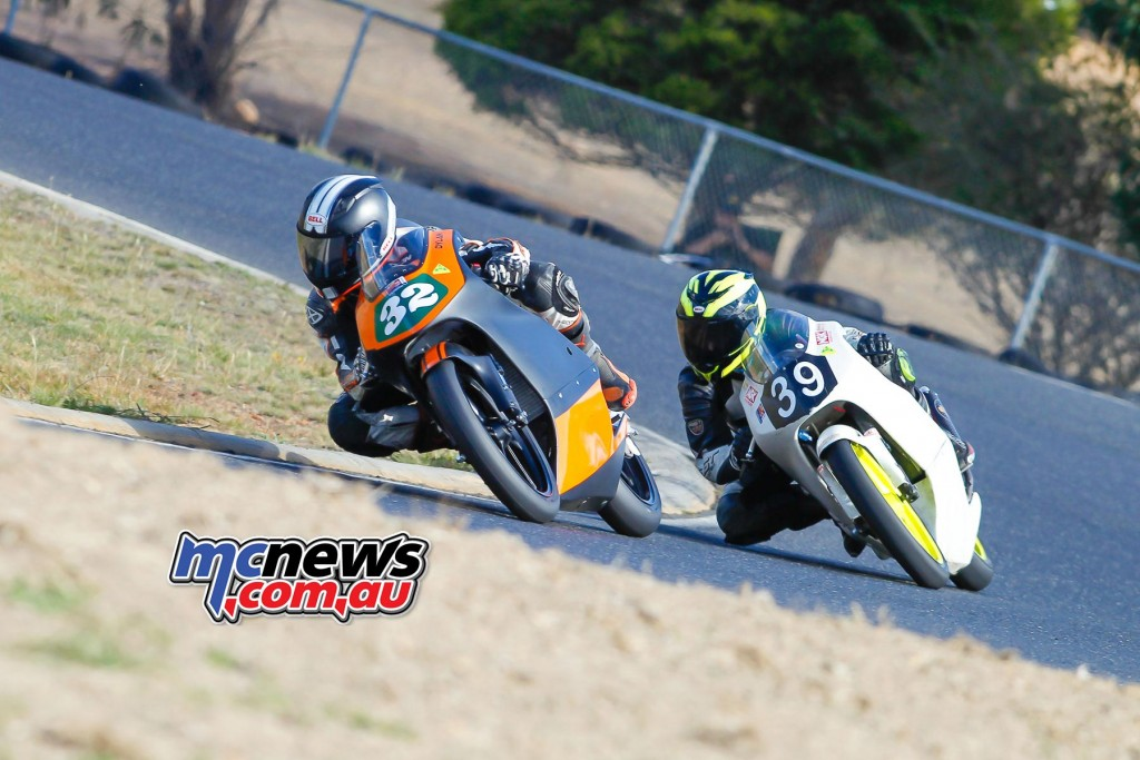 2016 Victorian Road Racing Championships - Round One - Broadford - Image by Cameron White - Nicholson and Whiteside