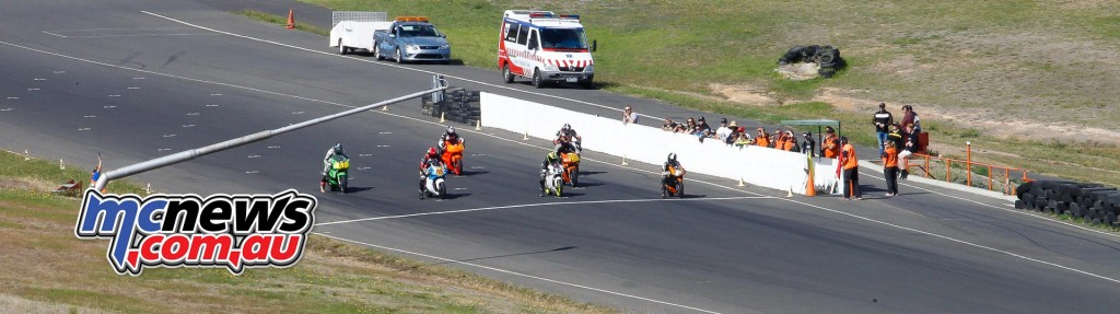 2016 Victorian Road Racing Championships - Round One - Broadford - Image by Cameron White - 125 GP