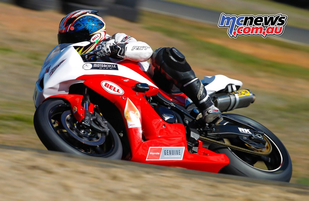2016 Victorian Road Racing Championships - Round One - Broadford - Image by Cameron White - Jason Spencer