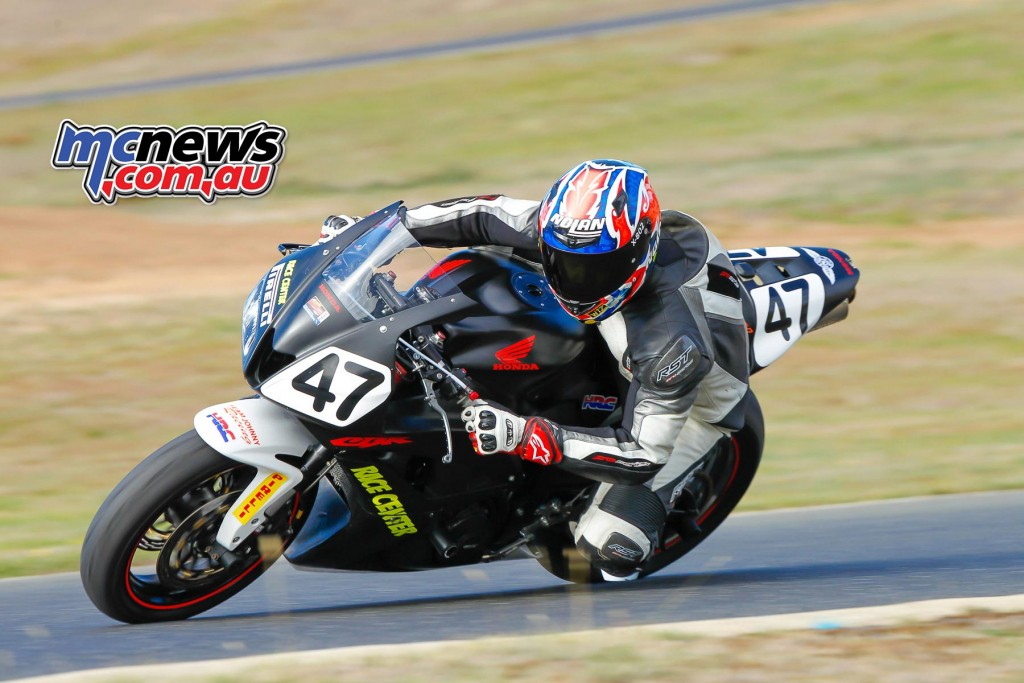 2016 Victorian Road Racing Championships - Round One - Broadford - Image by Cameron White - Johnny Taylor