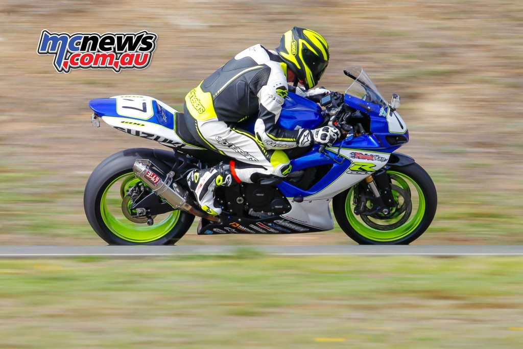 2016 Victorian Road Racing Championships - Round One - Broadford - Image by Cameron White - Michael Conway