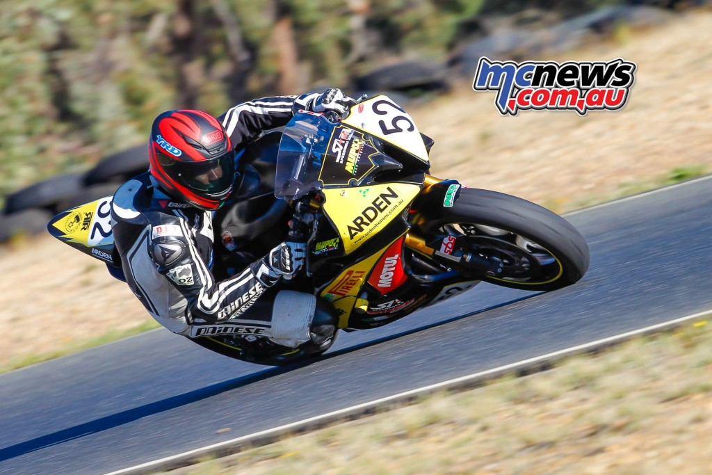 2016 Victorian Road Racing Championships - Round One - Broadford - Image by Cameron White - Ryan Taylor