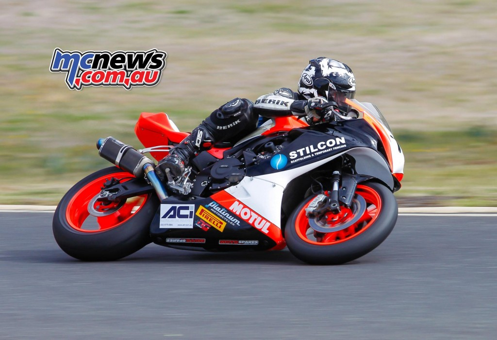 2016 Victorian Road Racing Championships - Round One - Broadford - Image by Cameron White - Shane Maggs