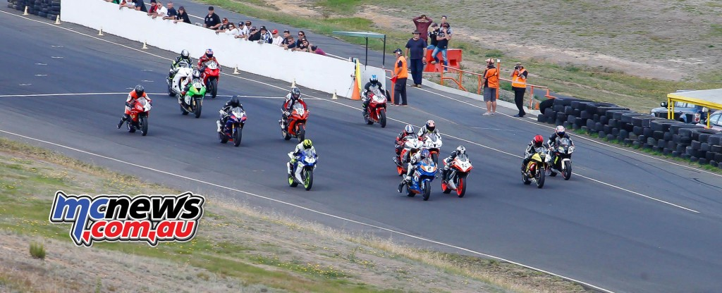 2016 Victorian Road Racing Championships - Round One - Broadford - Image by Cameron White - Supersport
