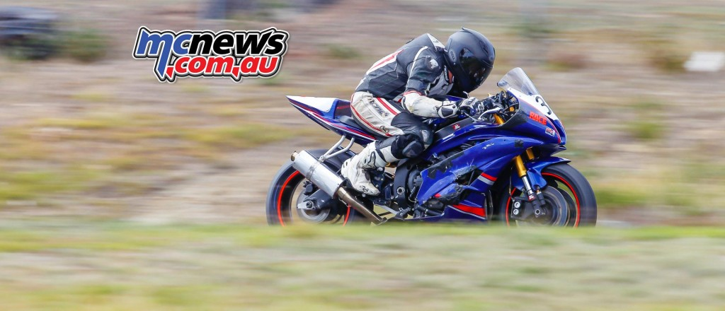 2016 Victorian Road Racing Championships - Round One - Broadford - Image by Cameron White - Tim Sandy