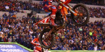 AMA SX 2016 - Round 13 - Indianapolis - Ryan Dungey