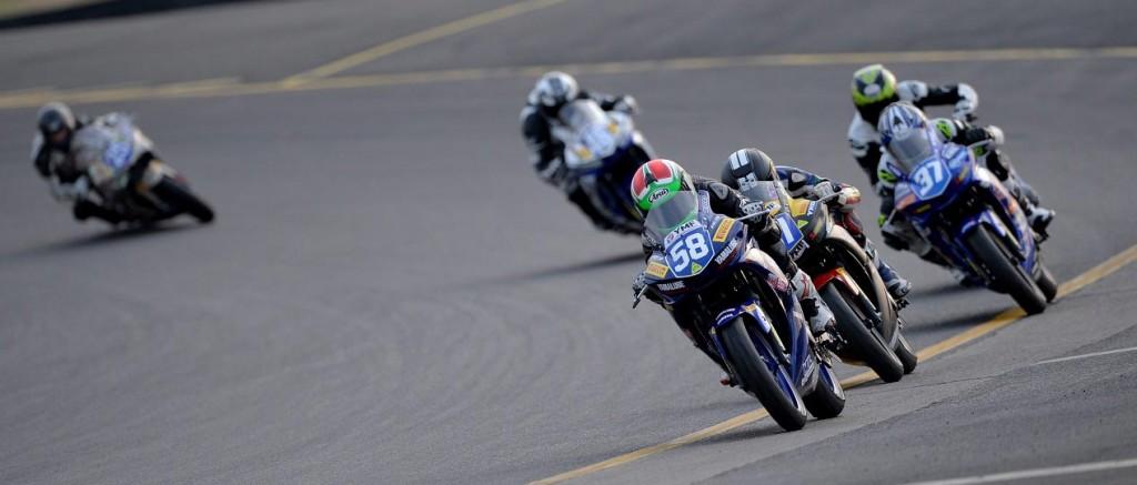 Yamaha YZF-R3 Cup - ASBK 2016 - Sydney Motorsports Park