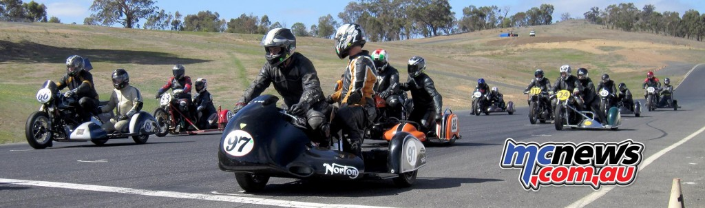 Classic 650 Unlimited Sidecars