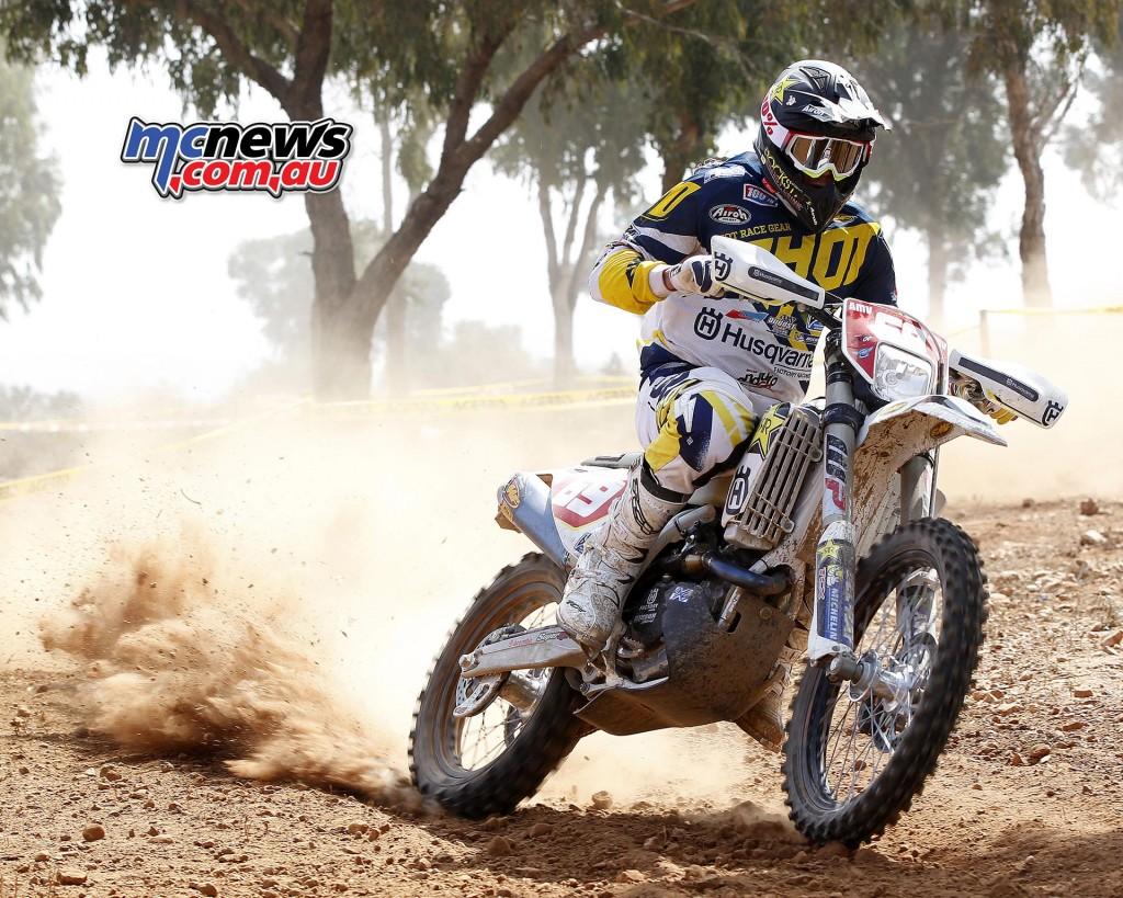 EnduroGP of Morocco 2016 - Matthias Bellino