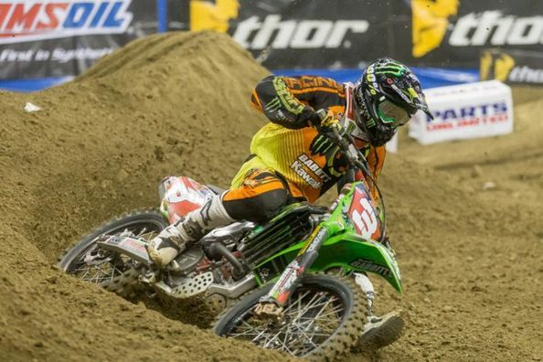 Faith is eight points up on Blose heading to the final in Vegas