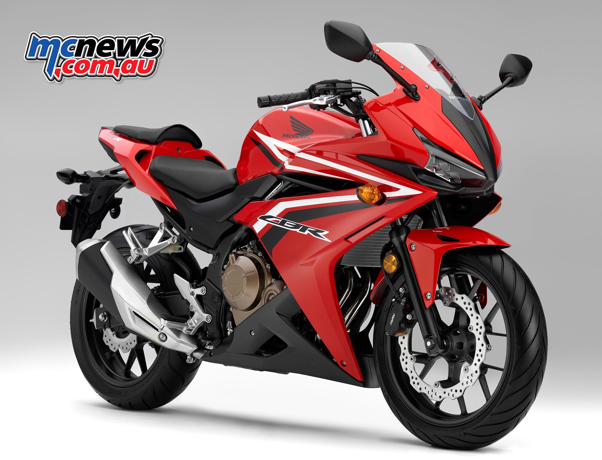 New 2016 Honda CBR500R Released | MCNews.com.au