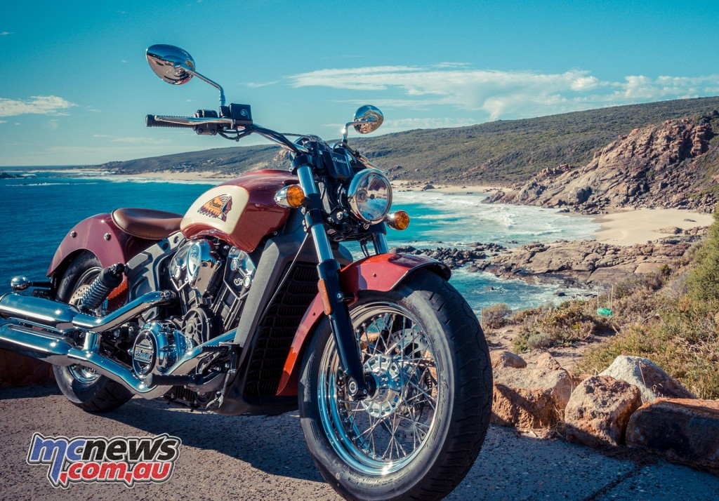 Indian Scout LE Limited Edition
