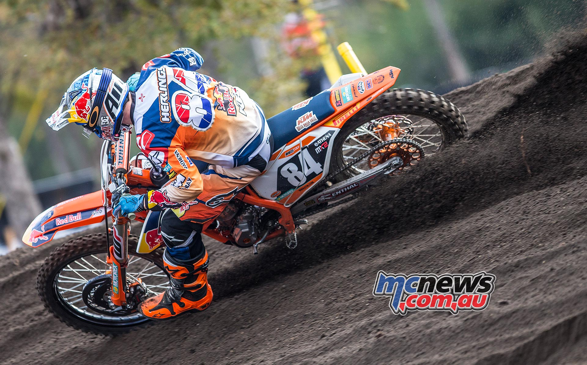 Jeffrey Herlings Signs With Ktm Through 2020 Mcnewscomau