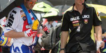 MXGP 2016 - Team Suzuki - Kevin Strijbos and Stefan Everts