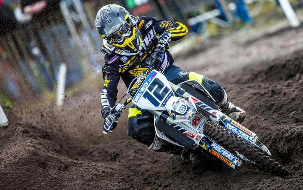 Max Nagl scored the MX1 win in Belgium